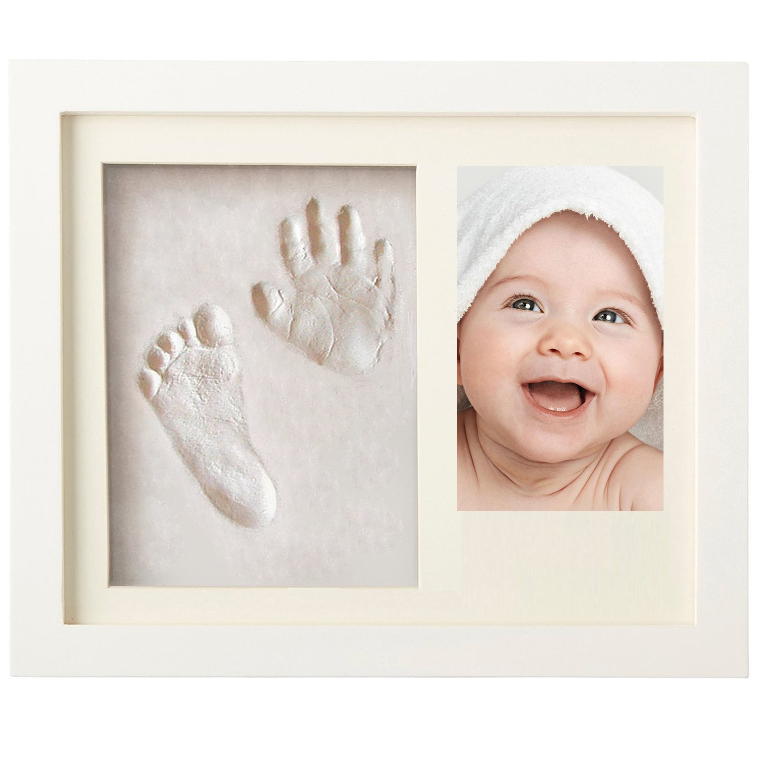 Cheap Baby Handprint And Footprint Frame, find Baby Handprint And ...