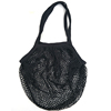 Household Buying Convenient Packaging Expandable Cotton Black Mesh Bag