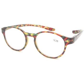 Long Arms Hang Neck Reading Glasses Round Frame Eyeglasses - Buy ...