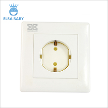 2017 new products baby safety cover electric plug protective socket