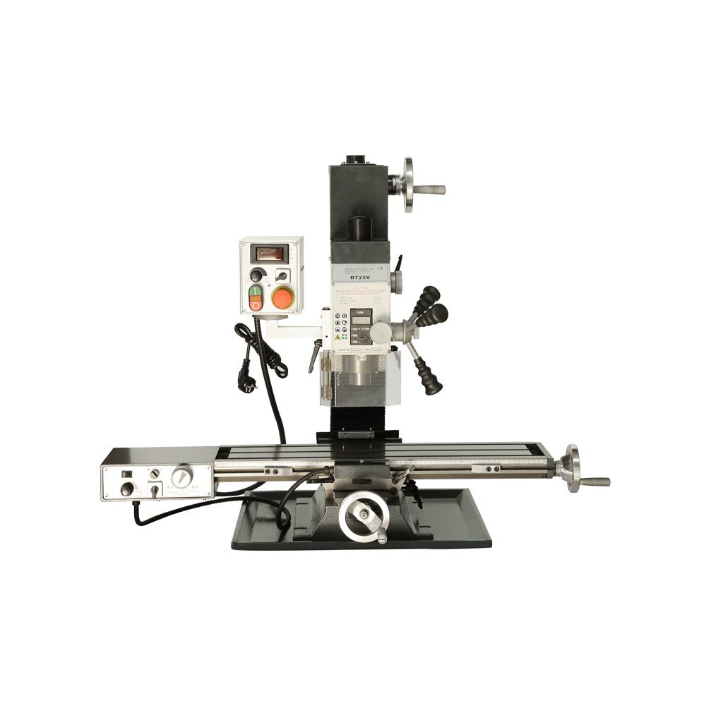 Small Manual Vertical Milling Machine Bt25v - Buy Small Milling Machine,Vertical  Milling Machine,Manual Milling Machine Product on Alibaba.com