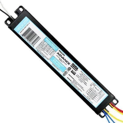 Advance Ballast F32t8 120 V Or 277 V Electronic Csa, Ul (3-4) F17t8, F25t8 Or F32t8