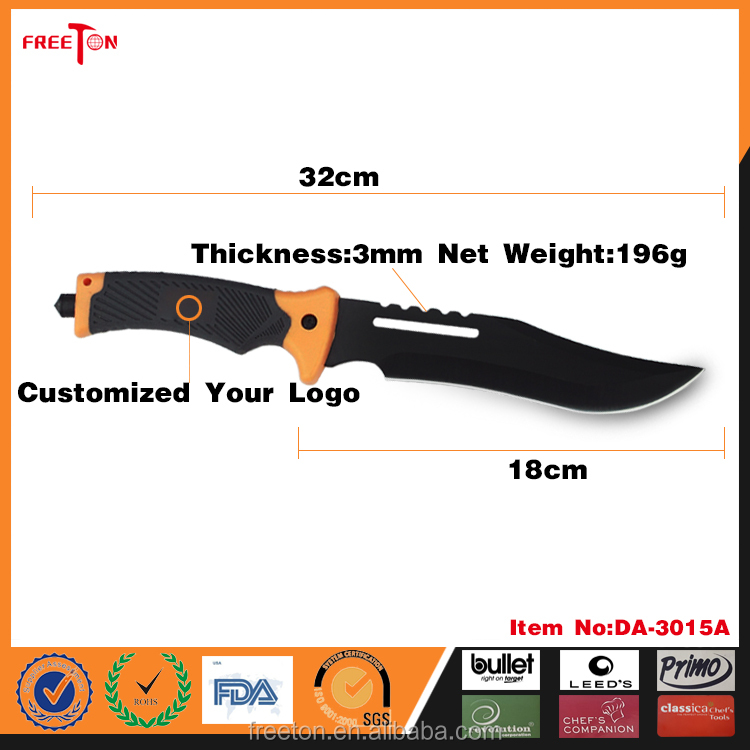 Yangjiang Factory Hunting Knives Stainless Steel Knife Antique
