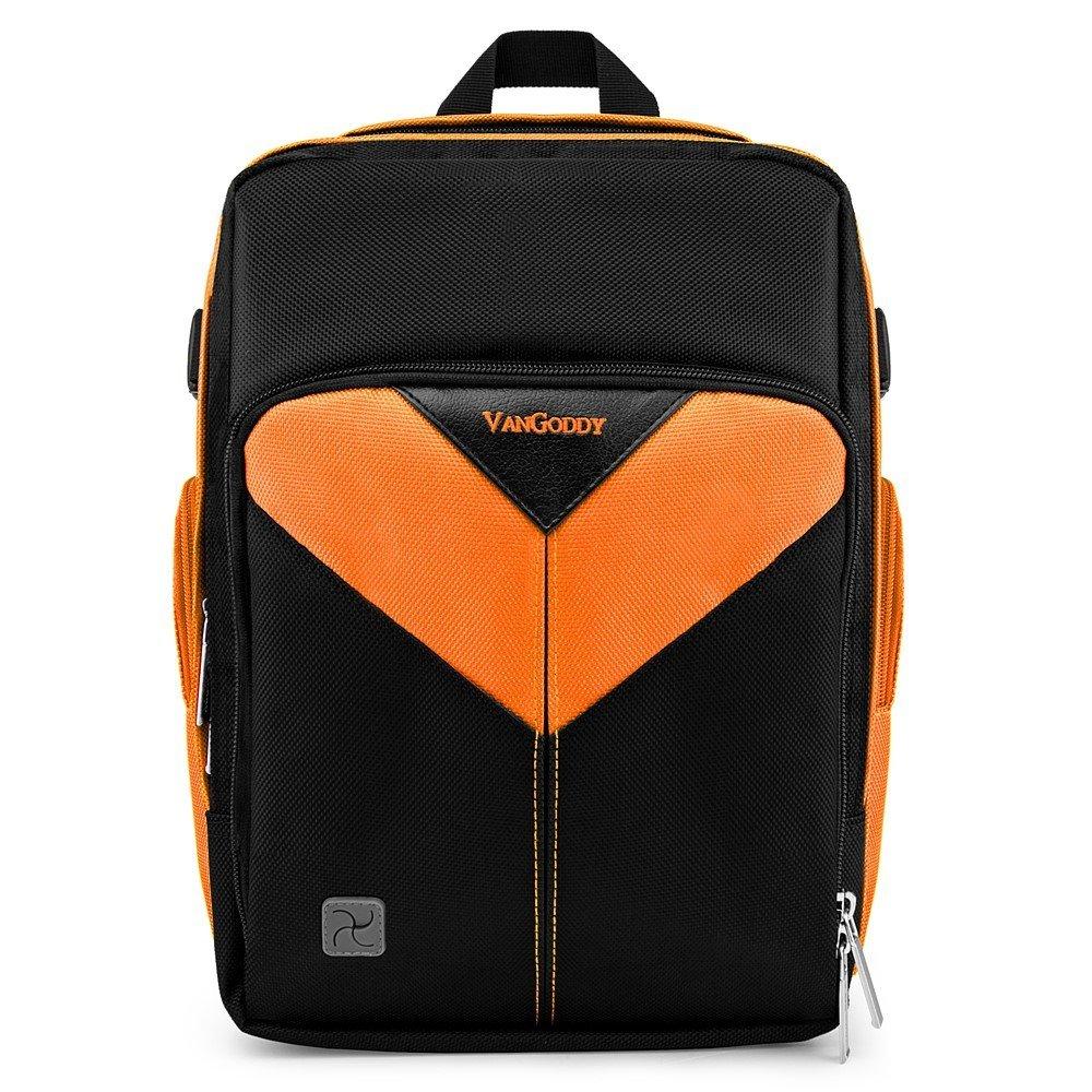 Professional DSLR Camera Backpack Black Travel Daypack Accessories Lens Gadget Bag for Sony Alpha ?99 II 77 68 58I
