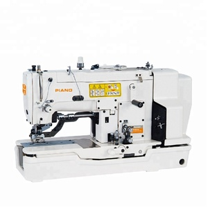 PA-B781Straight button holing machine button hole industrial sewing machine