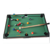Mini MDF Wooden Packing Billiard Table For Party Games