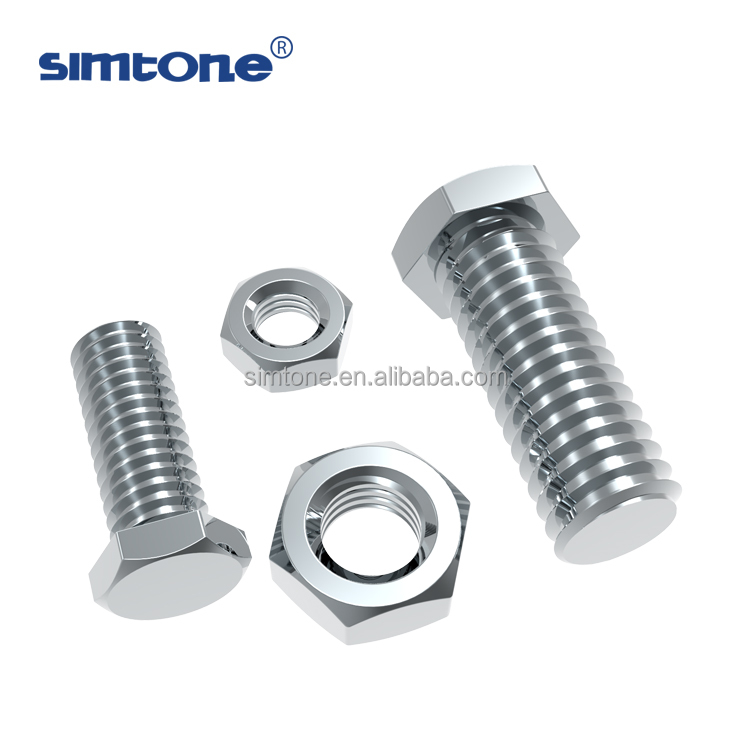 SECURITY SHEAR NUTS A2 A4 STAINLESS STEEL T BOLTS ZINC GALVANISED FOR SADDLE