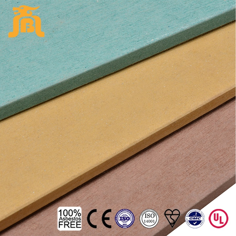 Exterior Cement Board Panels Durable Mobile Home Wall Paneling Exterior Wall Thermal Insulation Board Calcium Silicate Board
