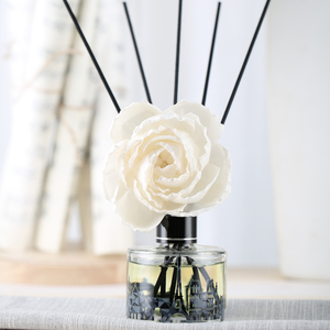 Natural Aroma Scented Essential Oil Aroma Fragrance Gardenia Fragrance Reed Diffuser