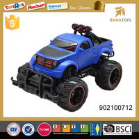 Battery operated 4 channel rc racing buggy car