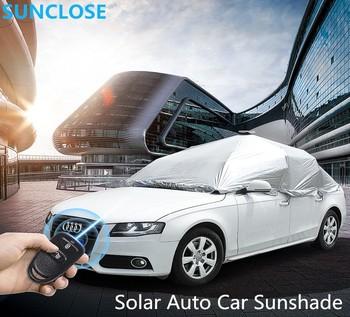 Sunclose Smart Car Window Sun Shade Hard Hail Proof Car Cover ... f3742dec003