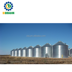 1000tons Corn silo maize silo manufacturer in China