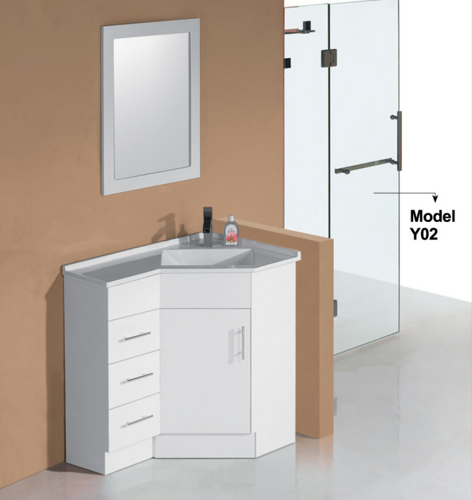 Meuble d angle toilette maison design for Meuble angle wc