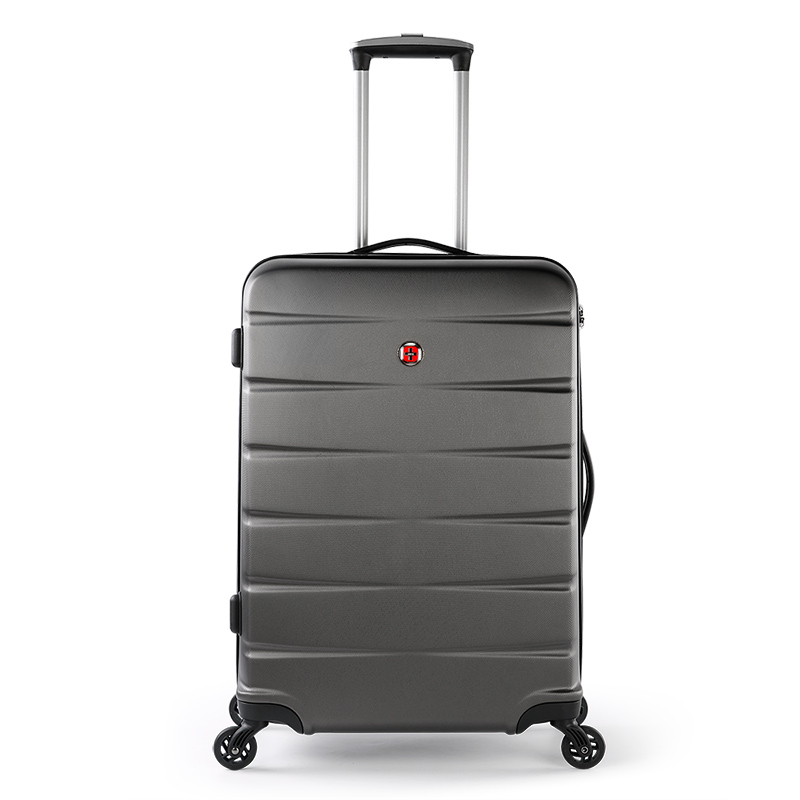 ABS Spinner Luggage 20in 24in 28in trolley travel Suitcase