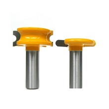"2 pc 1/2"" SH 1/4"" Dia. Canoe Flute and Bead Router Bit wood cutter woodworking cutter woodworking bits wood milling cutter"
