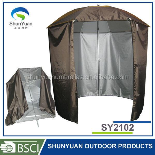210cm aluminium faser rahmen karpfenangeln regenschirm mit airvent sonnenschirm schirm. Black Bedroom Furniture Sets. Home Design Ideas