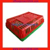 Plastic Stackable Easy Transport Live Poultry Duck Crate
