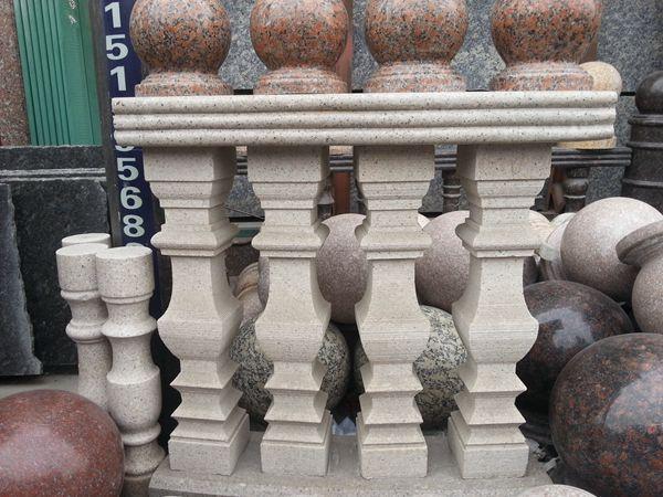 G682 granit balustres moule balustrade en pierre buy garde corps en pierre balustres en granit - Balaustres de piedra ...