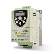 Sanch S800 compact size economic type 220v 230v single phase to 3 phase variable speed motor controller