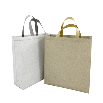 High Quality Making Manufacturer Custom Logo Non Woven Eco-Bags