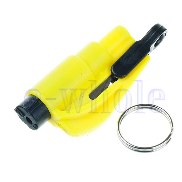 Автомобилей автомобиля аварийного спасения инструмент окно выключатель ремня безопасности резак инструмент безопасности HG1248