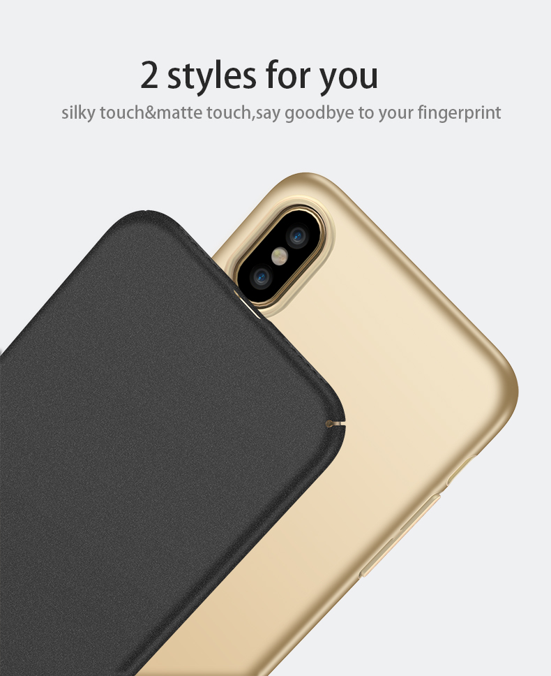 Factory mobile phone case for iphoneX accessories mobile cover for iPhoneX PC Case