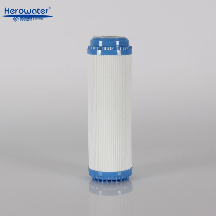 "Waterontharder hars filter cartridge 10 ""pp udf cto water filterpatroon udf actieve kool filter"