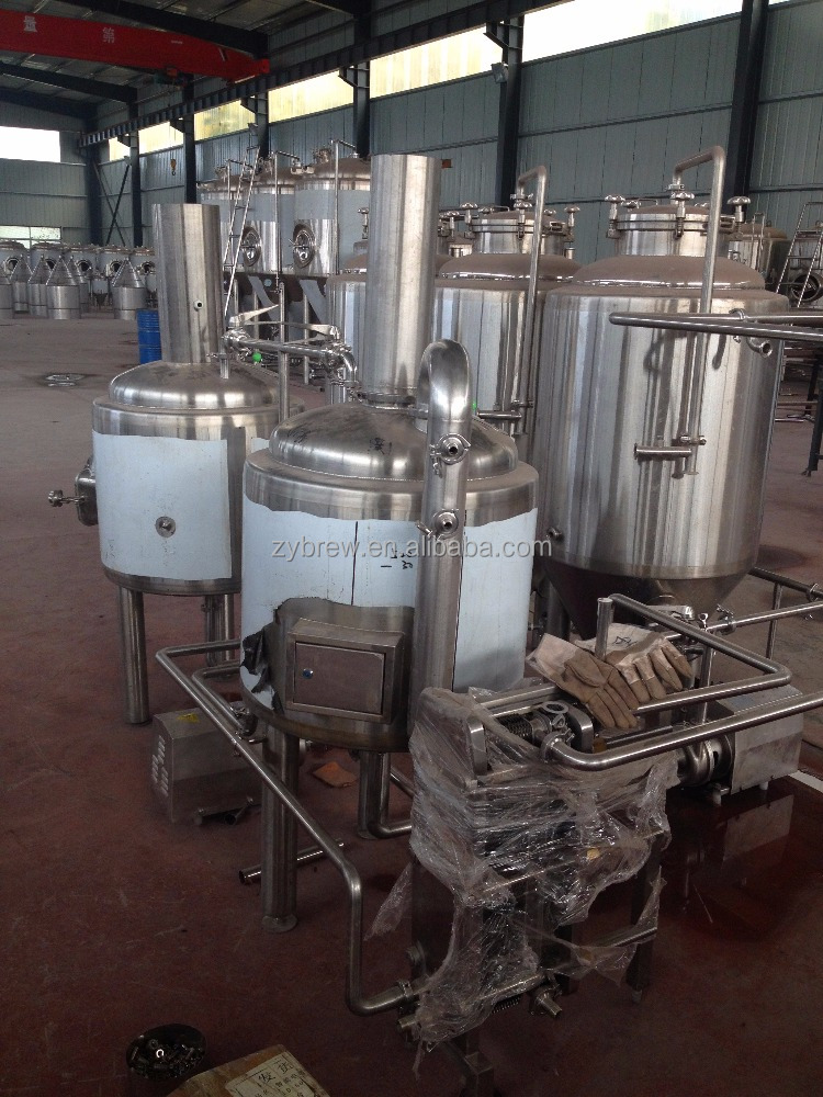 malt, barley, rice, beer brewing machine, brewery for hobby brewing