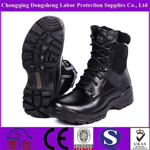 Military Style Fungi-proofing Cheap Waterproof Boots