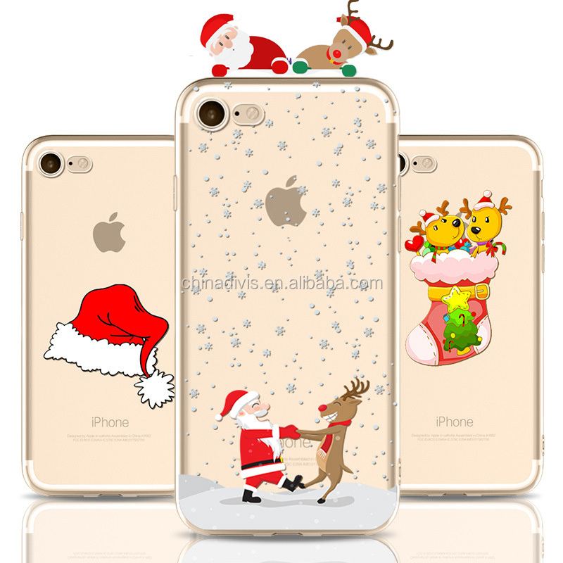 Christmas Phone Case.For Iphone X Christmas Phone Case Soft Thin Tpu Rubber Silicone Mobile Back Cover Bumper With Gift Retail Package Buy Christmas Phone Case Case
