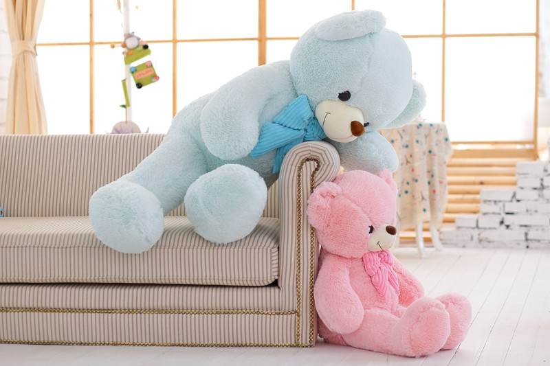 Large cuddly plush big plush toys manufacturers soft polyester stuffed toys