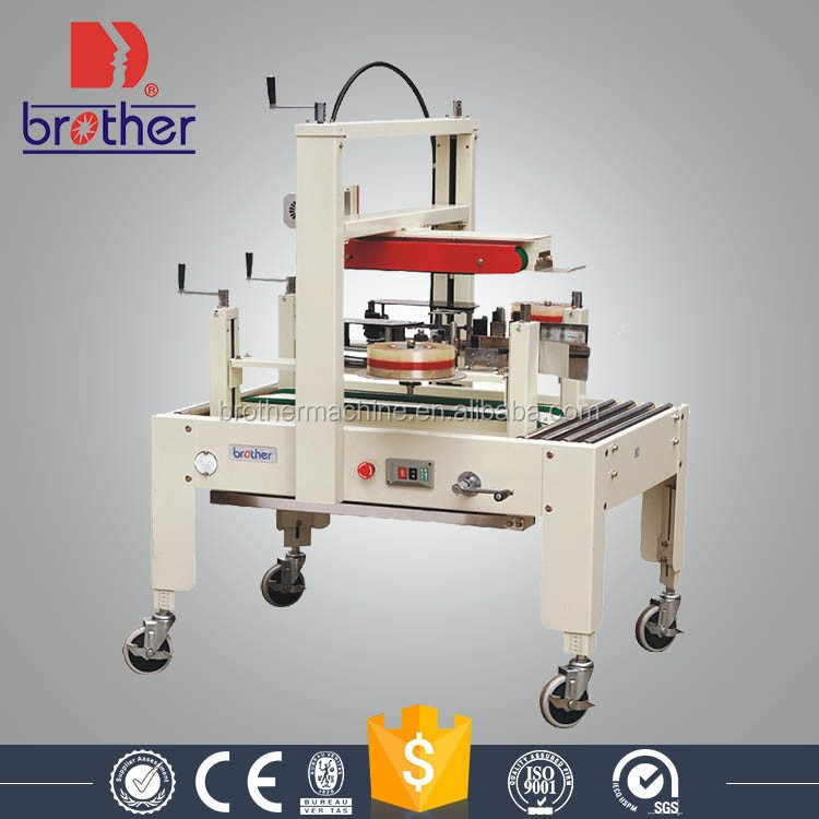 Brother Brand good quality semi automatic carton tape sealer AS423