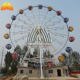 Top sale amusement park rides ferris wheel equipment outdoor manufacturers factory price
