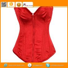 seamless orange sport women latex corset, cheap waist training, cheap shapewear