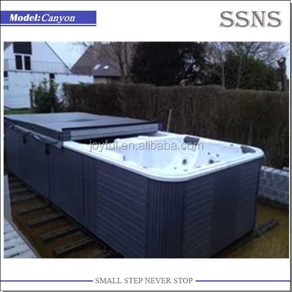 Fabulous Swimming Pool Hot Tub Combo, Swimming Pool Hot Tub Combo Suppliers  XK88