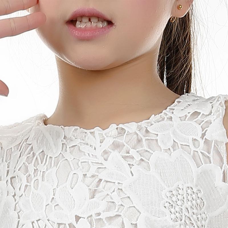 Платье на лето для девушек кружевные