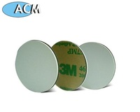 Read-only passive 125KHZ disc tag plastic TK4100 Round custom size small PVC Without sticker RFID Coin Tag