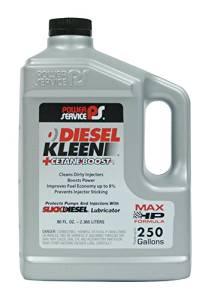Power Service 03080-06-6PK +Cetane Boost Diesel Kleen Fuel Additive - 80 oz., (Case of 6)