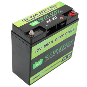 Long cycle life 12V 20AH lithium battery for toy car