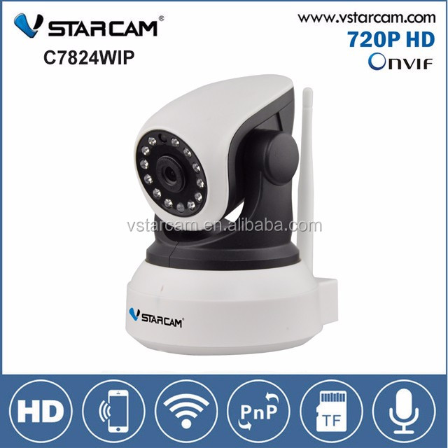 High Quality Vstarcam 1080p P2p Wireless Auto Tracking Ptz Synology  Compatible Ip Camera - Buy Synology Compatible Ip Camera,Auto Tracking Ptz  Ip