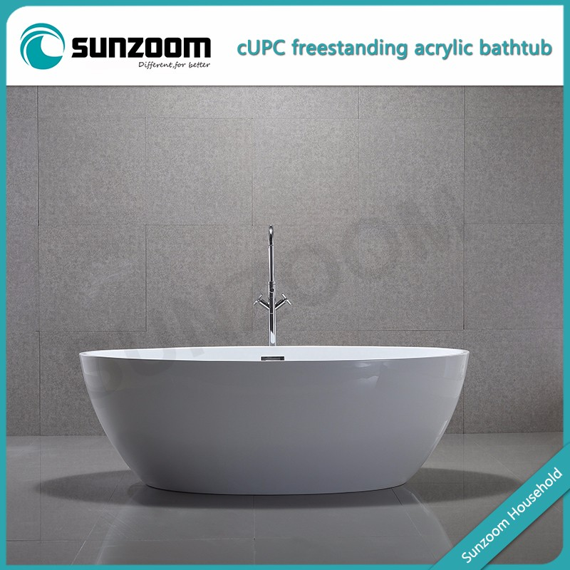 Newest Design Top Quality Comfortable Normal Bathtub