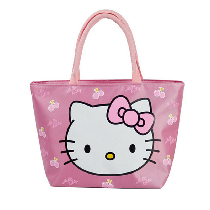 f32269fb7c Get Quotations · 13 20 23cm Waterproof Printing Baby Diaper Bags Hello  Kitty Baby Nappy Bags For