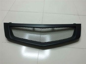 Carbon Fiber Front Mesh Grill Or Fiberglass Grille For Honda Acura - Acura tsx grill