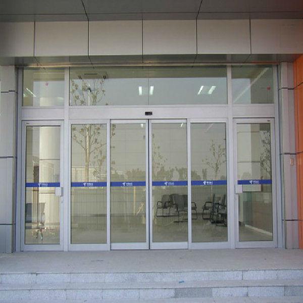 Puertas corredizas el abrepuertas para puertas autom ticas - Puertas deslizantes de cristal ...