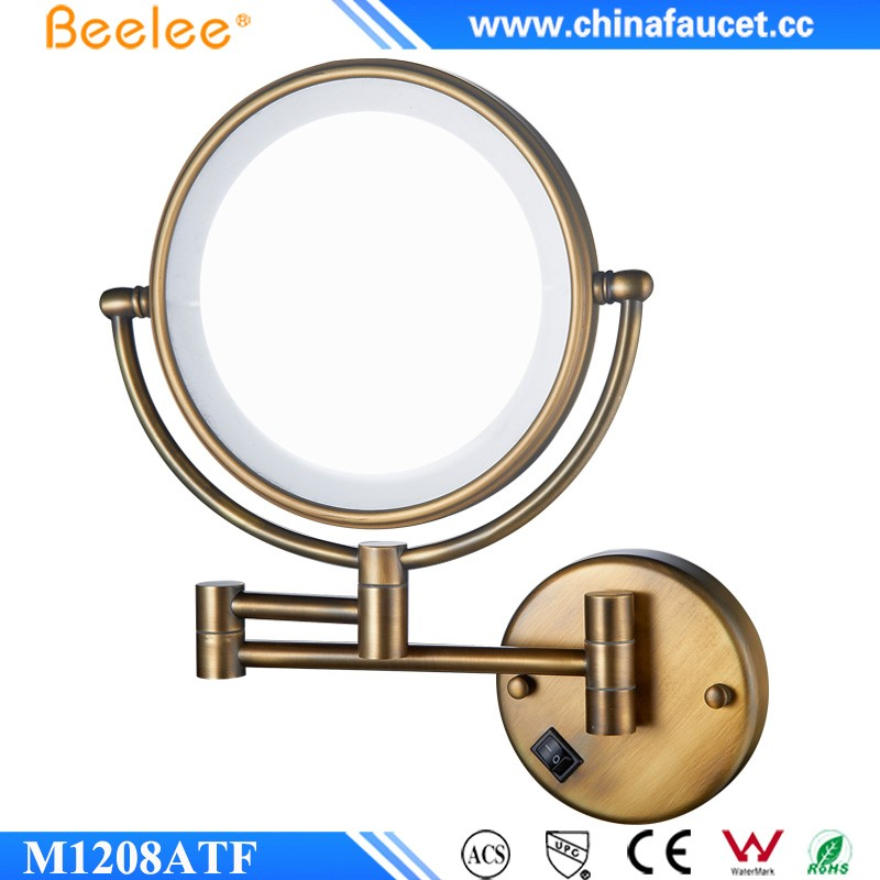 Beelee M1308btf Sing Side 3x Magnifying Oil Rubbed Bronze