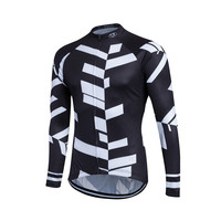 CYCOBYCO brand China factory wholesale custom sublimation cycling jersey women/men long sleeve