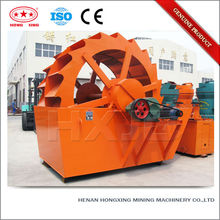 XS Series Water Saving Low Consumption Industrial Sand Washer Price Supplier