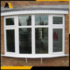 Aohlong window manufacturer PVC profile interior bow windows and fixed window