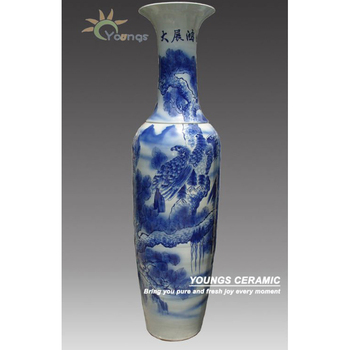 China Oriental Jingdezhen Hand Painted Big Wholesale Vases Buy
