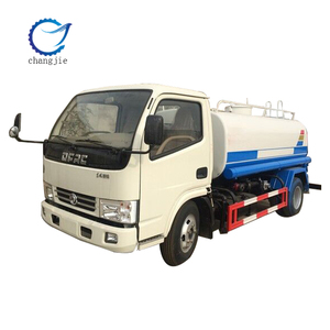 Dongfeng 4*2 10000 liter water tank truck for sale